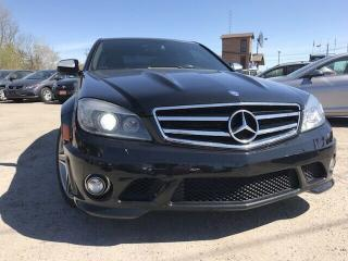 Used 2009 Mercedes-Benz C-Class 6.3L AMG for sale in Gloucester, ON