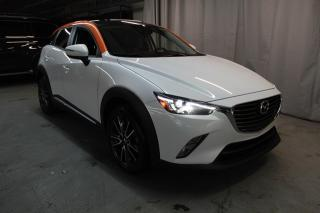 Used 2016 Mazda CX-3 GT (TOIT,MAGS,NAV) for sale in St-Constant, QC