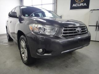 Used 2009 Toyota Highlander V6 Sport,ALL SERVICE RECORDS,NO ACCIDENT for sale in North York, ON
