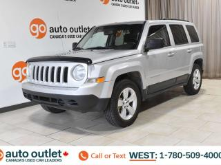 Used 2011 Jeep Patriot NORTH EDITION, 4WD, POWER WINDOWS, STEERING WHEEL CONTROLS, CRUISE CONTROL, A/C, HEATED FRONT SEATS, AM/FM RADIO, SATELLITE RADIO for sale in Edmonton, AB