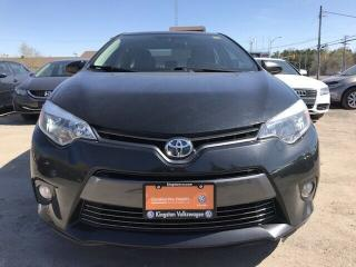 Used 2015 Toyota Corolla LE for sale in Gloucester, ON