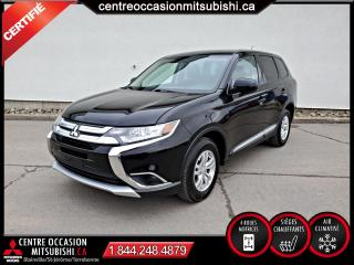 Used 2016 Mitsubishi Outlander ES 4X4 CLIM + CRUISE + BLUETOOTH for sale in Blainville, QC
