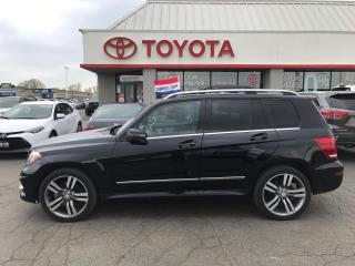 Used 2013 Mercedes-Benz GLK-Class GLK 350 navigation leather AWD auto for sale in Cambridge, ON