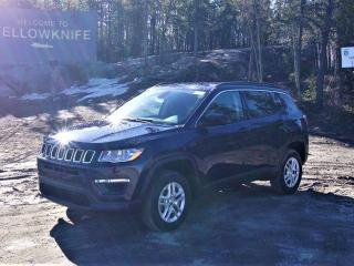 New 2019 Jeep Compass Sport for sale in Yellowknife, NT