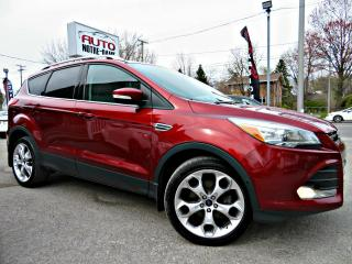 Used 2014 Ford Escape 2.0 ECOBOOST TITANIUM AWD -- GPS - CUIR for sale in Repentigny, QC