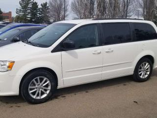 Used 2013 Dodge Grand Caravan SXT - STOWNGO - GREAT PRICE! for sale in Edmonton, AB