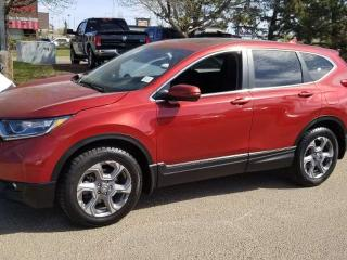 Used 2017 Honda CR-V EX; BLUETOOTH, BACKUP CAM, HEATED SEATS, SUNROOF AND MORE for sale in Edmonton, AB