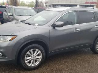 Used 2014 Nissan Rogue S; KEYLESS ENTRY/START, BACKUP CAM, HEATED SEATS, SUNROOF AND MORE for sale in Edmonton, AB