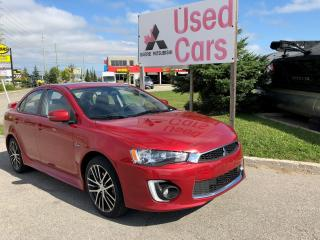 Used 2016 Mitsubishi Lancer GTS 2.4L Auto for sale in Barrie, ON