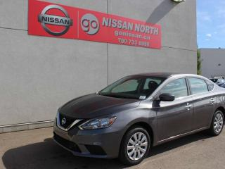 New 2019 Nissan Sentra S for sale in Edmonton, AB