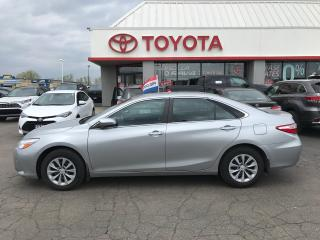 Used 2016 Toyota Camry LE auto power pkg Ac , power locks , for sale in Cambridge, ON