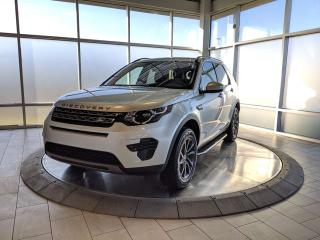 Used 2019 Land Rover Discovery Sport SE - Original MSRP Over $60,000! for sale in Edmonton, AB