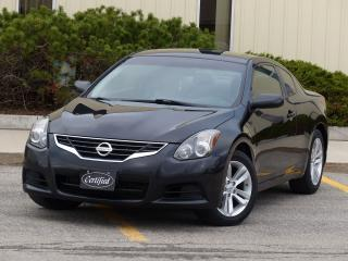 Used 2010 Nissan Altima 2.5 SL, LEATHER, HEATED-PWR SEATS, SUNROOF, ALLOYS for sale in Mississauga, ON