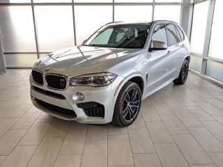 Used 2015 BMW X5 M | DINAN Exhaust | 2 Wheel Sets | HUD | 360 Cameras | Bang & Olufsen for sale in Edmonton, AB