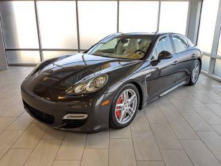 Used 2010 Porsche Panamera Turbo for sale in Edmonton, AB