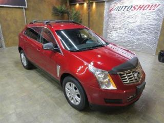 Used 2013 Cadillac SRX Leather Collection - AWD, Htd Lthr & Bose! for sale in Winnipeg, MB