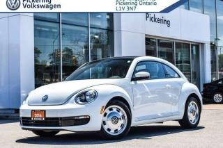 Used 2016 Volkswagen Beetle COUPE for sale in Pickering, ON