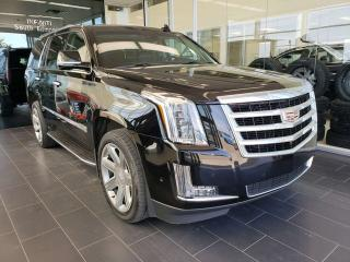Used 2017 Cadillac Escalade LUXURY, HEATED/VENTED SEATS, REMOTE START, NAVI, ACCIDENT FREE for sale in Edmonton, AB