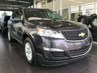 Used 2015 Chevrolet Traverse LS, REAR VIEW CAMERA, POWER SEATS, A/C for sale in Edmonton, AB