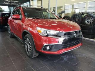 Used 2016 Mitsubishi RVR GT, HEATED SEATS, NAVI, SUNROOF for sale in Edmonton, AB