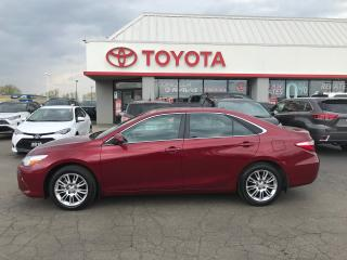 Used 2015 Toyota Camry LE upgrade auto alloys power pkg for sale in Cambridge, ON