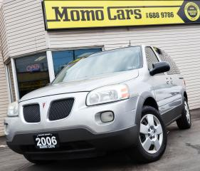 Used 2006 Pontiac Montana 7 Passenger! Keyless Entry! for sale in St. Catharines, ON