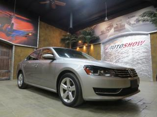 Used 2012 Volkswagen Passat Htd Lthr, Sunroof, B.Tooth, Prem Audio for sale in Winnipeg, MB