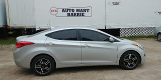 Used 2013 Hyundai Elantra GLS for sale in Barrie, ON