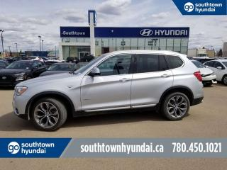 Used 2015 BMW X3 xDrive35i/AWD/NAV/PANO SUNROOF for sale in Edmonton, AB