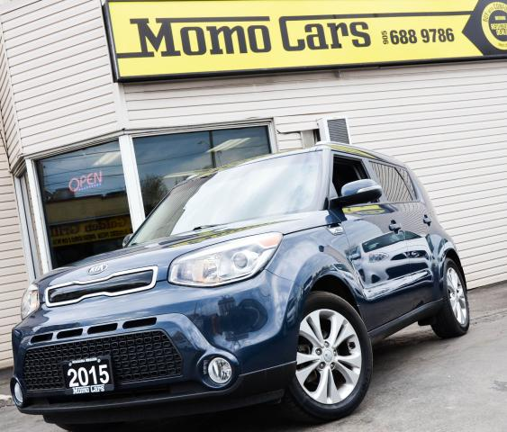 2015 Kia Soul One Owner!! Heated Seats!Only $137/bi-weekly!