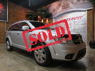 Used 2012 Dodge Journey R/T AWD - R.Start, Alpine, Htd Seats for sale in Winnipeg, MB