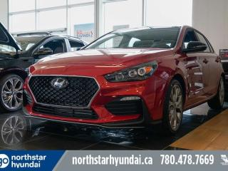 New 2019 Hyundai Elantra GT NLINE: UPGRADED STEREO/ADAPTIVE CRUISE/COOLED SEATS for sale in Edmonton, AB