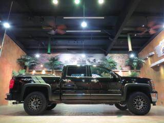 Used 2014 Chevrolet Silverado 1500 ** LIFTED GFX ULTIMATE SPECIAL EDITION!! ** for sale in Winnipeg, MB