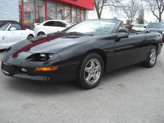 Used 1997 Chevrolet Camaro Z28 for sale in London, ON