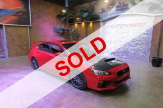Used 2015 Subaru WRX Heavy Performance Upgrades, 1 of a Kind! for sale in Winnipeg, MB