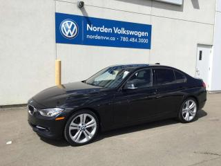 Used 2015 BMW 3 Series 328d xDrive AWD - DIESEL / LEATHER / SUNROOF for sale in Edmonton, AB