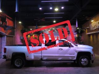 Used 2018 GMC Sierra 3500 HD SLT Diesel Dually - S.Roof, Nav, 8 Ft. Box! for sale in Winnipeg, MB