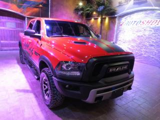 Used 2016 RAM 1500 Loaded REBEL - Air Ride, S.Roof, Htd Seats! for sale in Winnipeg, MB