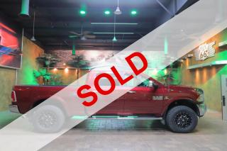 Used 2018 RAM 3500 ** RARE, RARE 6 SPEED!!! ** for sale in Winnipeg, MB