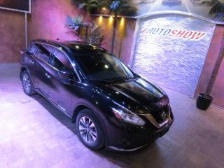 Used 2015 Nissan Murano 4WD w/ Nav, Pano Roof & Htd Steering!! for sale in Winnipeg, MB