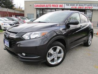 Used 2016 Honda HR-V EX-4WD 4dr CVT -CAMERA-SUNROOF-BLUETOOTH-ALLOYS for sale in Scarborough, ON