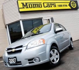 Used 2007 Pontiac Wave SE! Power Windows! Cruise Control! for sale in St. Catharines, ON