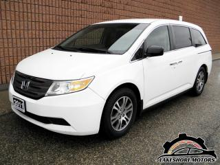 Used 2011 Honda Odyssey EX || CERTIFIED || REAR CAM || BLUETOOTH for sale in Waterloo, ON