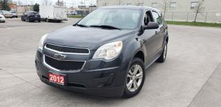 Used 2012 Chevrolet Equinox Auto, 4 door, 3/Y warranty available for sale in Toronto, ON