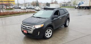Used 2011 Ford Edge SEL, AWD, Double Sunroof, 3/Y warranty available. for sale in Toronto, ON
