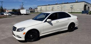 Used 2011 Mercedes-Benz C-Class C 250, Auto, AWD, Leather, 3/Y Warranty available for sale in Toronto, ON