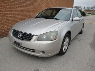 Used 2005 Nissan Altima 2.5 SL for sale in Oakville, ON