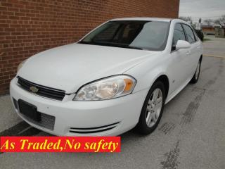 Used 2012 Chevrolet Impala LS for sale in Oakville, ON