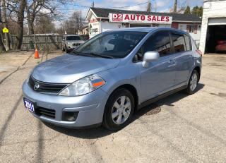 Used 2011 Nissan Versa 1 Owner/Comes Certified/Automatic/Bluetooth for sale in Scarborough, ON