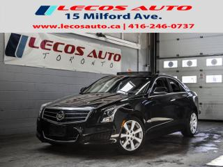 Used 2014 Cadillac ATS RWD for sale in North York, ON